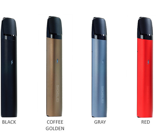 Sigelei Glori Pod System Kit All Colors