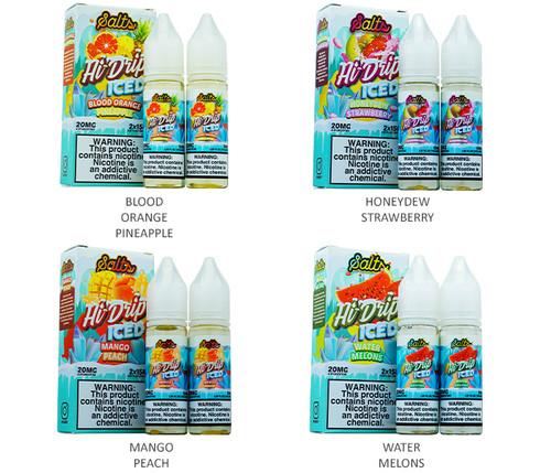 Hi-Drip Salts Series (30mL) All Flavors