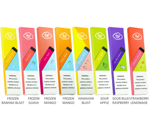 Hale Disposable E-Cigs (10-Pack) All Flavors