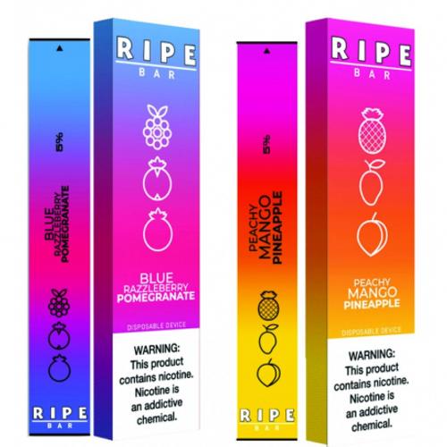 Vape 100 Ripe Bar Disposable | 10-Pack | 300 Puffs
