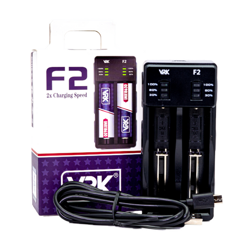 VRK F2 Charger