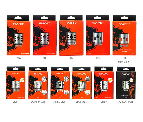 SMOK V12 Prince Coils 3-Pack All Coils
