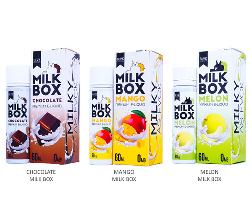 BLVK Unicorn Milk Box Series (60mL)