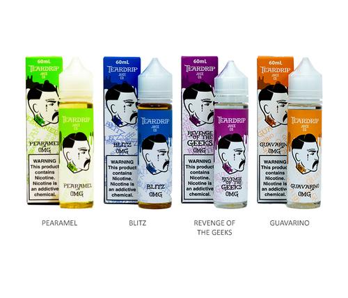 Teardrip All Flavors 60ml