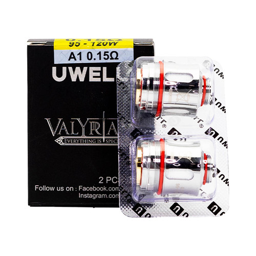 UWell Valyrian Coils 2-Pack 1
