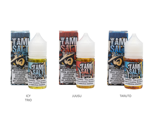 Yami Salts All Flavors 30ml
