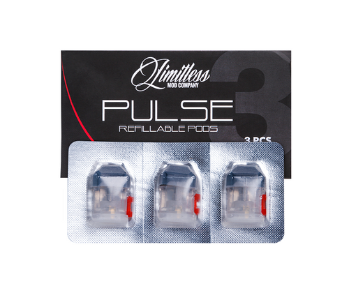 Limitless Pulse Pod Cartridges (3-Pack)
