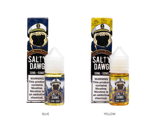 Teardrip Salty Dawg All Flavors 30ml