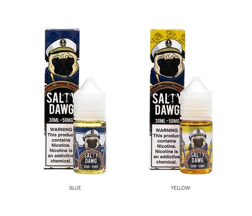 Teardrip Salty Dawg All Flavors 30ml