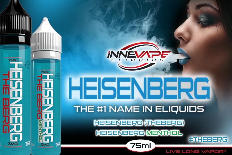 Innevape E-Liquids TNT Series 75mL