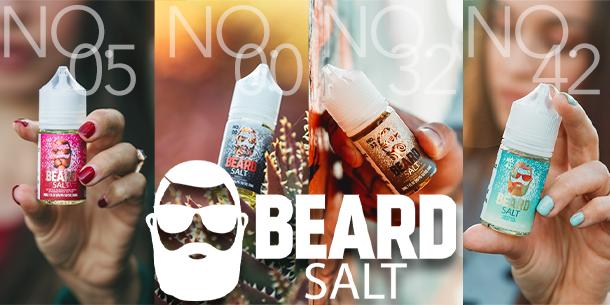 Beard Vape Co. Salt
