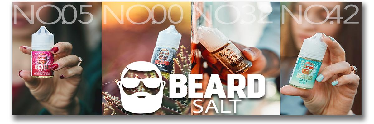 Beard Vape Co. Salt Series