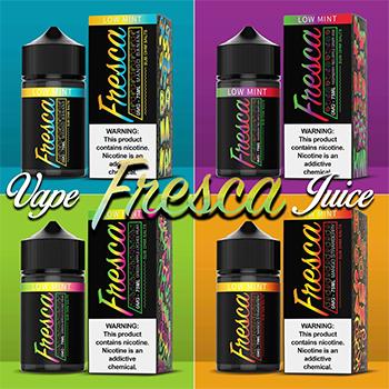 Fresca E-Juice 75mL
