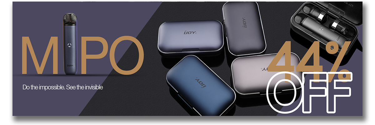iJoy Mipo Kit 7.5W Pod System