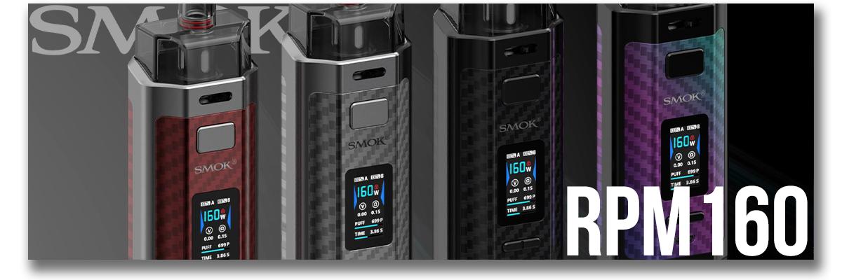 Smok RPM160 160W Pod System