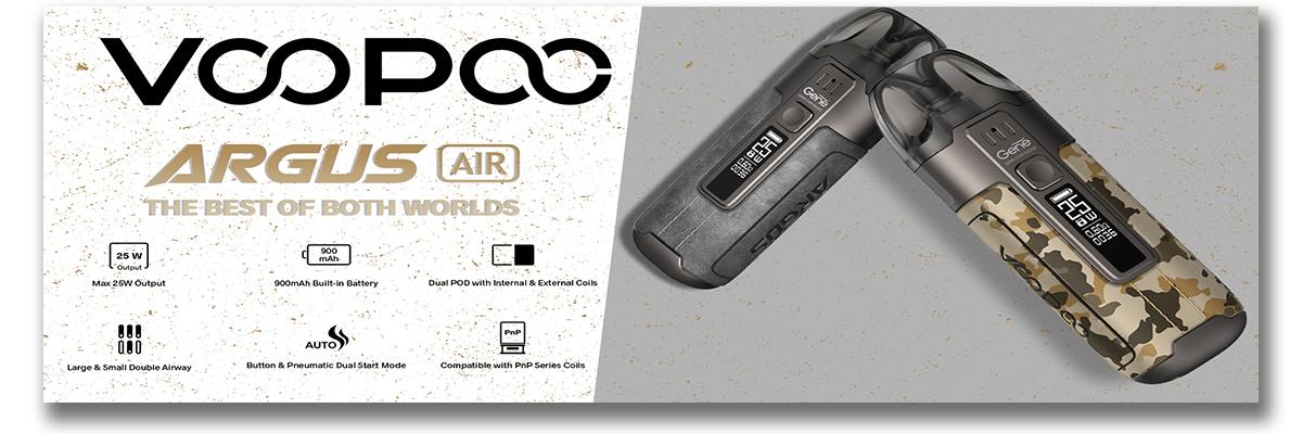 Voopoo Argus Air Pod System