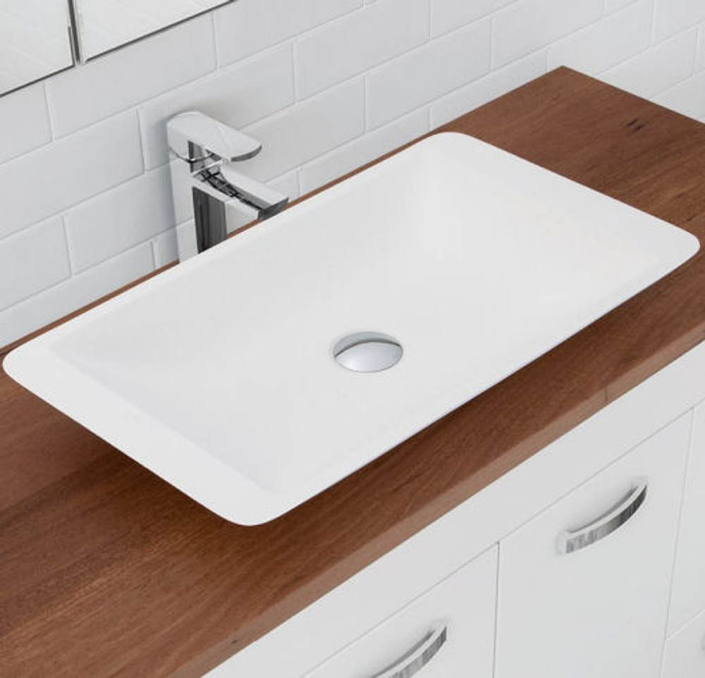 Solid Surface Bench Top Basin 3859