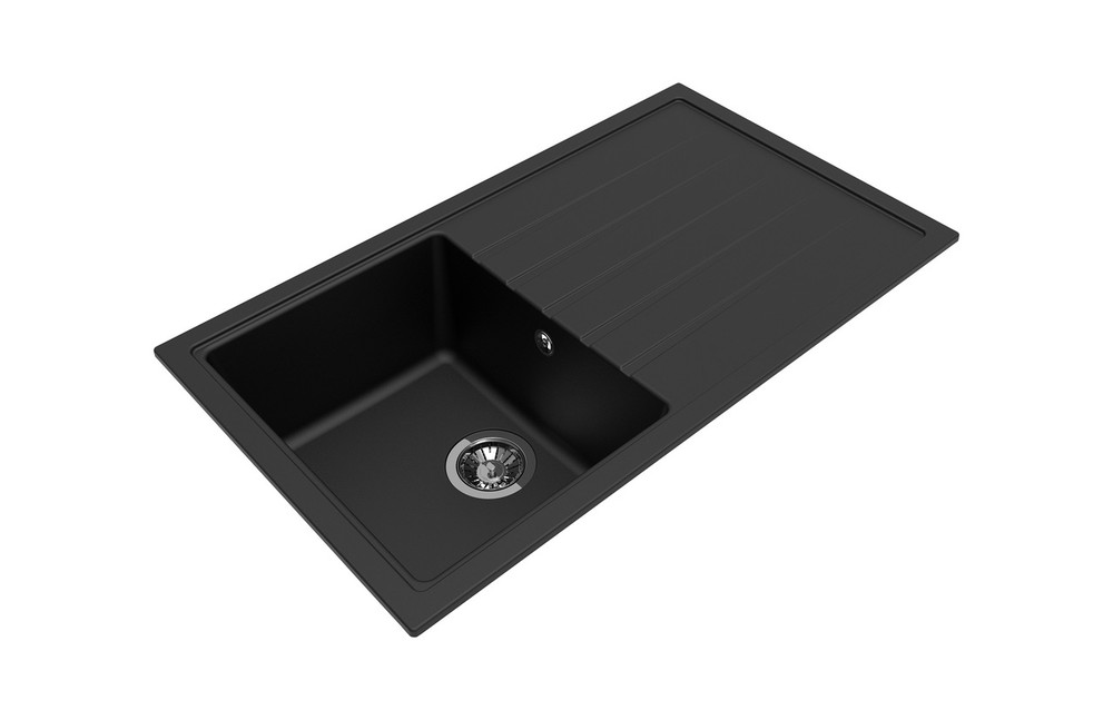 CARYSIL VIVALDI D100 GRANITE KITCHEN SINK 860MM X 500 MM X 205MM