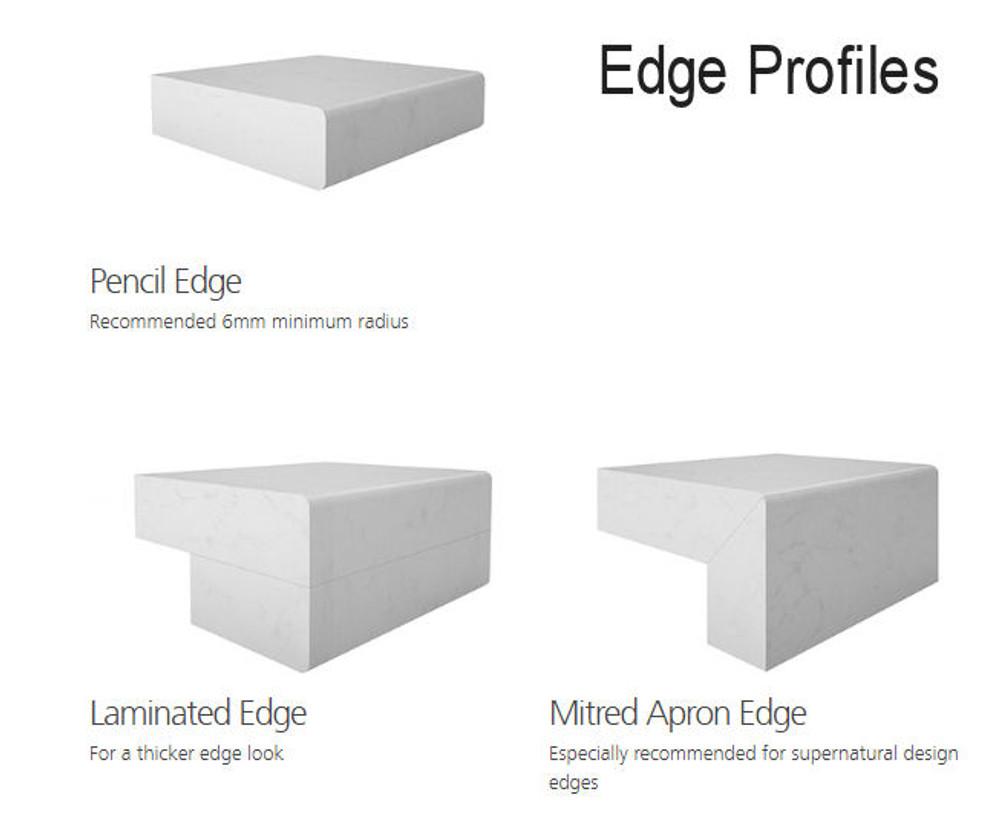 Caesarstone Bench Top Slab 3000 x 1400 -  London Grey 5000