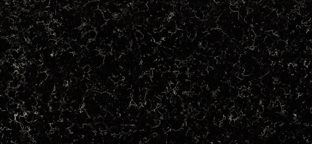 Vanity Stone Bench Top - Nubula Black  900 x 460