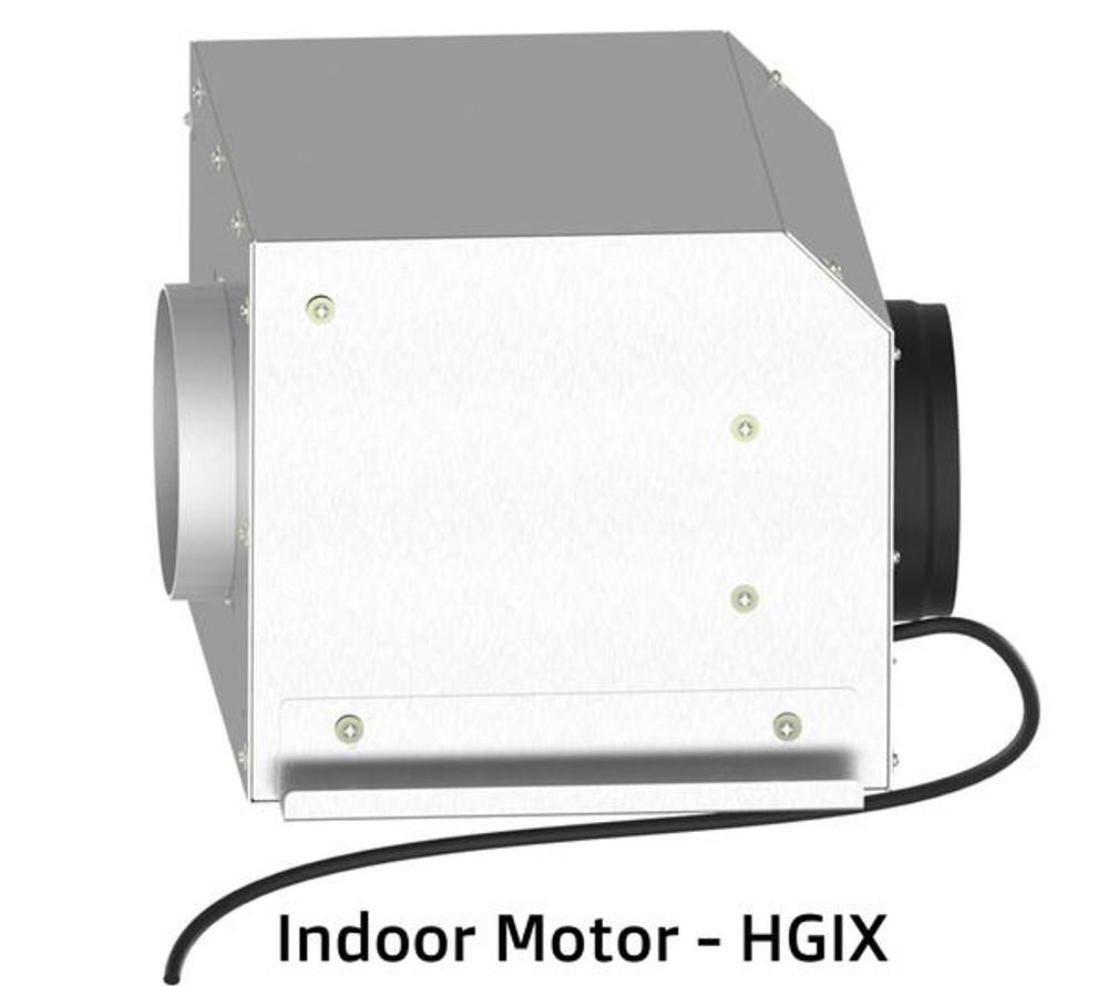 Dilusso CONCEALED RANGEHOOD - 520MM External Motor