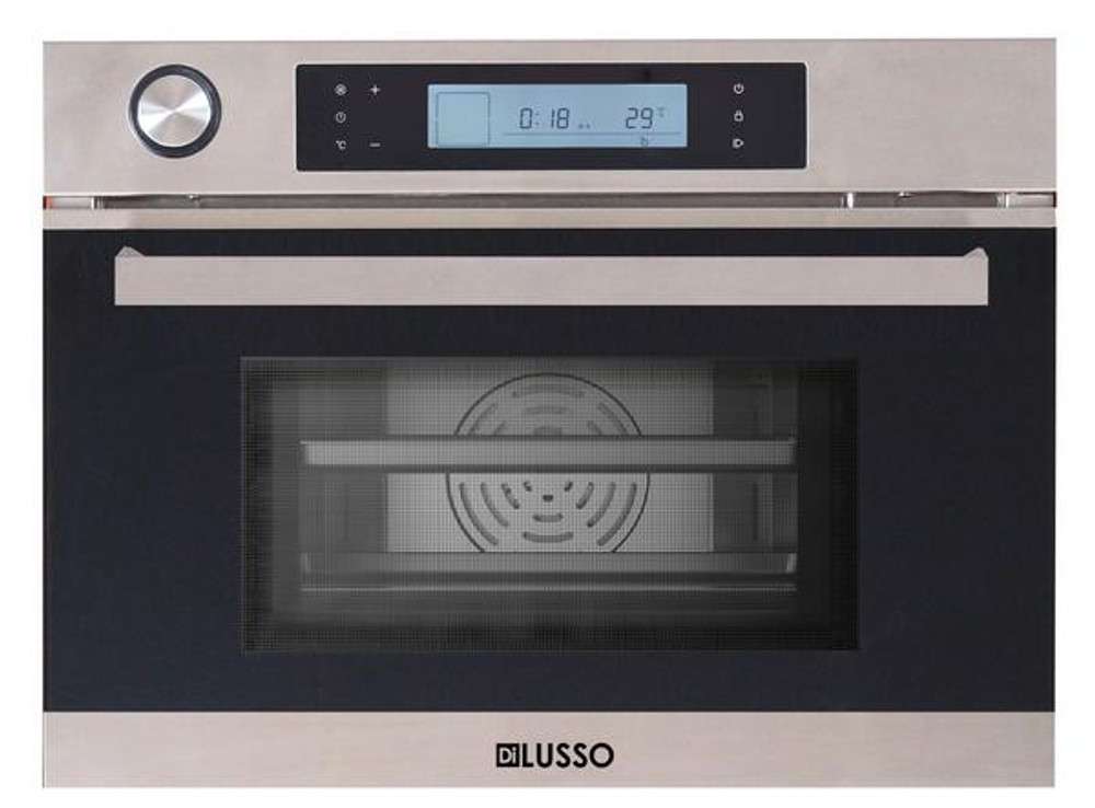 Dilusso COMBI STEAM OVEN - STAINLESS STEEL