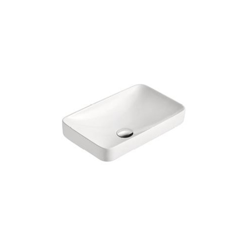 Rectangle Drop In Basin 8066