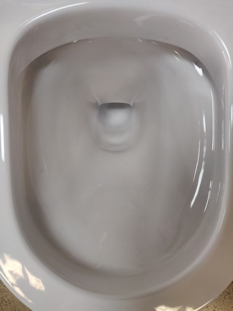 Normandy Geneva Wall Faced Toilet Suite - Rimless