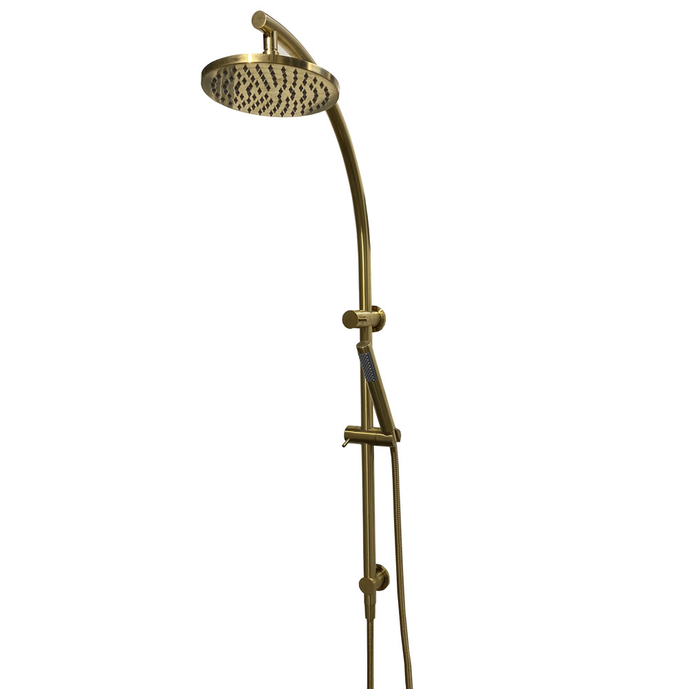 GOLD | BRASS Lollypop Shower Combo Set