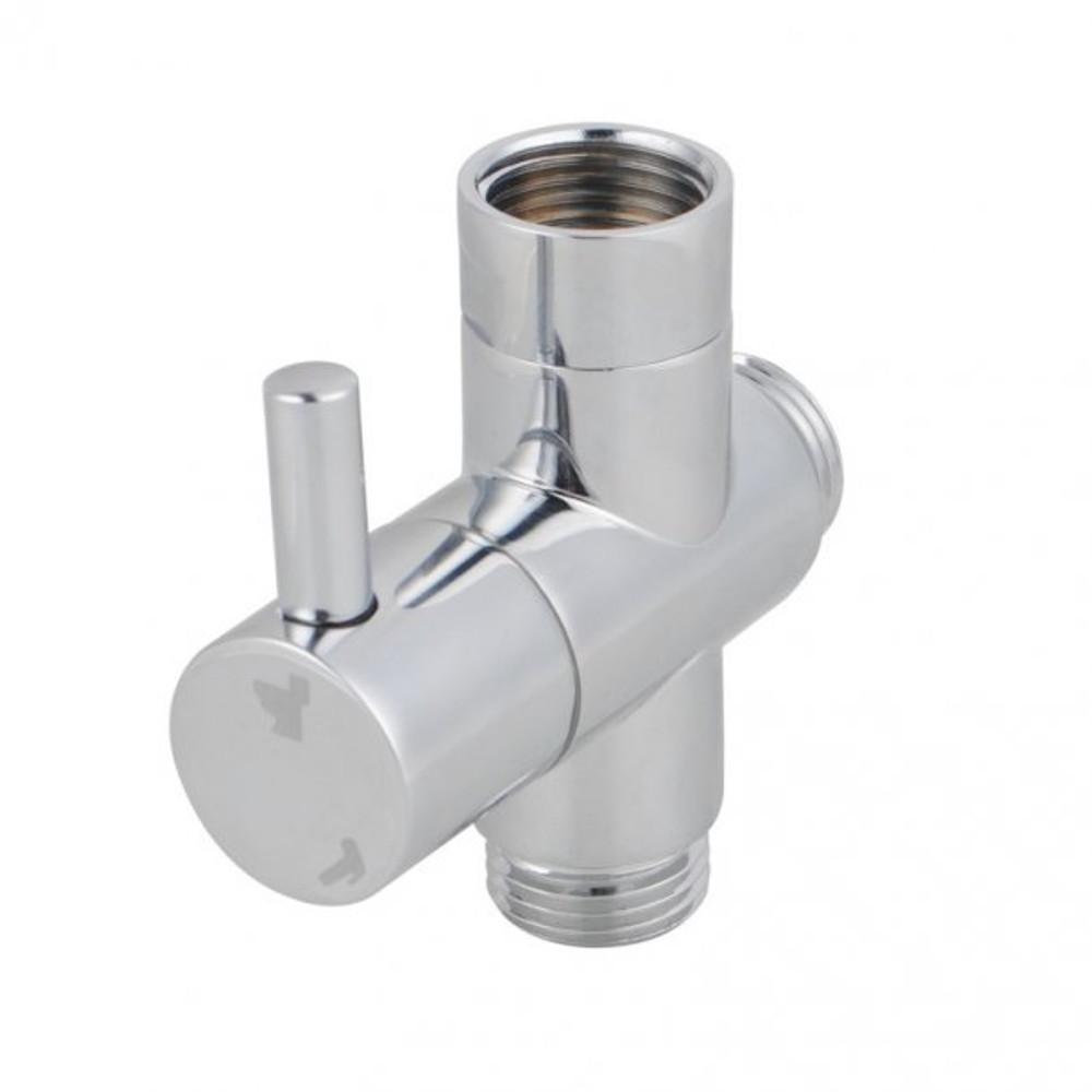 Brass Toilet Bidet Spray Diverter only