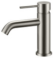 ikon HALI Basin Mixer Tap - Chrome, Matte Black, Brushed Nickel