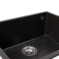 PYRAGRANITE Granite Kitchen Sink - Under Mount - Single Bowl 540 x 440mm Made In Europe