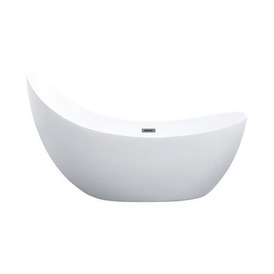Normandy Posh White Bath Tub 1680 2000