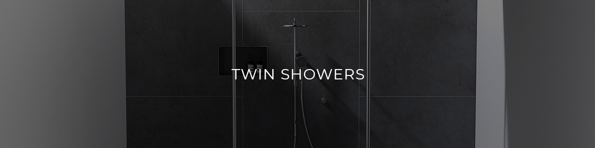 Twin Showers Head