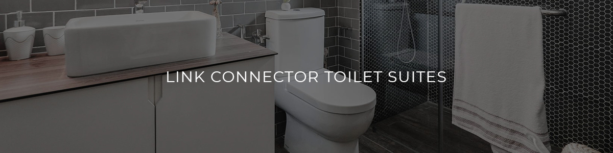 Link Connector Toilet Suites