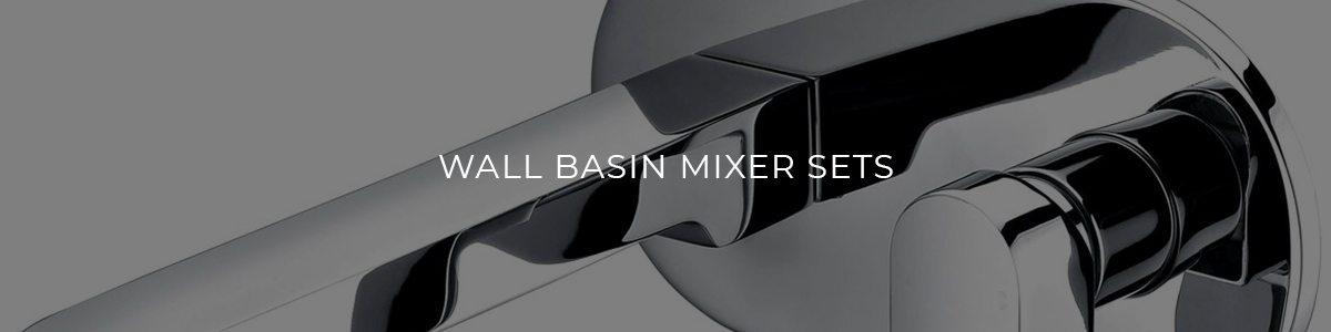 Wall Basin Mixer Sets