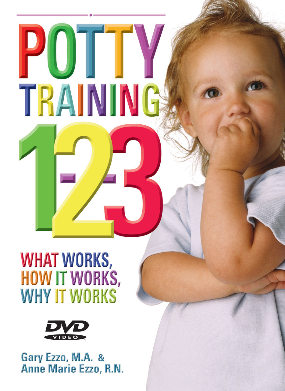 07-Potty Training 1-2-3 |  Single Session on DVD