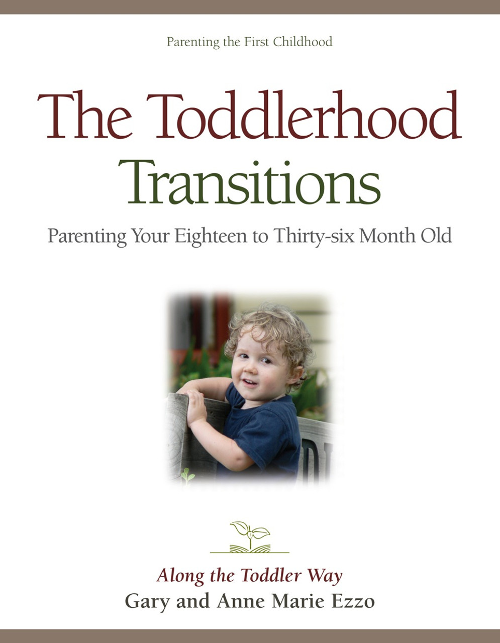 Toddlerhood Workbook