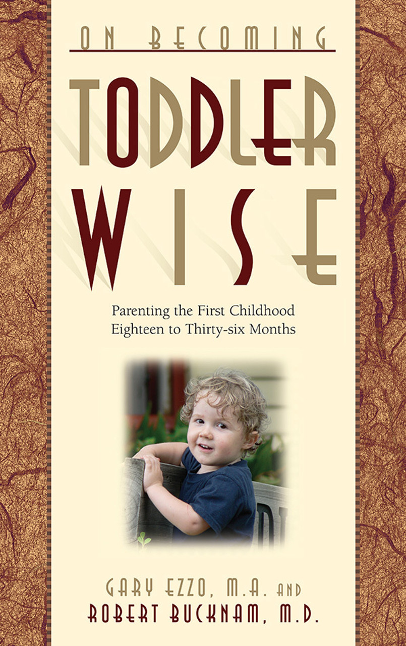 On Becoming Toddlerwise (18-36 Months)  The toddler years are learning fields and you need a trustworthy guide to take you through the unfolding maze of your child's developing world. On Becoming Toddlerwise is a tool chest of workable strategies and ideas that multiply your child's learning opportunities in a loving and nurturing way. This resource is as practical as it is informative.