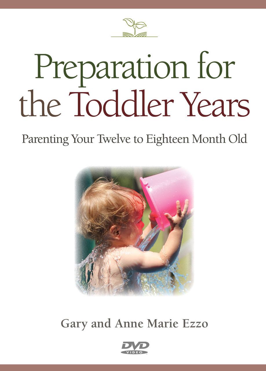 07-Preparation For Toddler Years | 4-Part Video Series on DVD