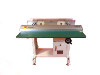 1 Meter Edgebelt PCB Inspection Conveyor (2 Stage)