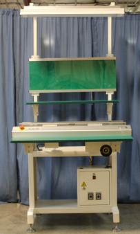 1 Meter Edgebelt PCB Workstation Conveyor (2 Stage)