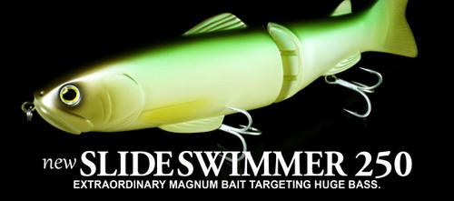 Deps Slide Swimmer 250SS Glide Bait