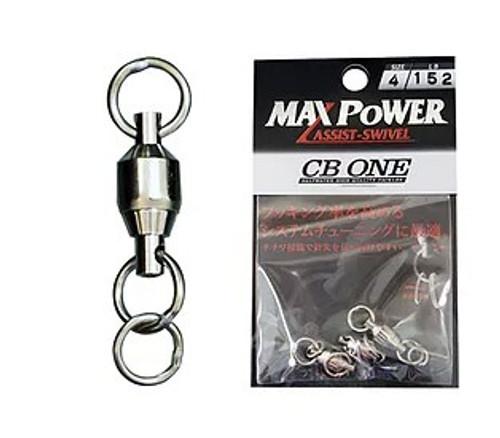 CB One Max Power Assist Swivel