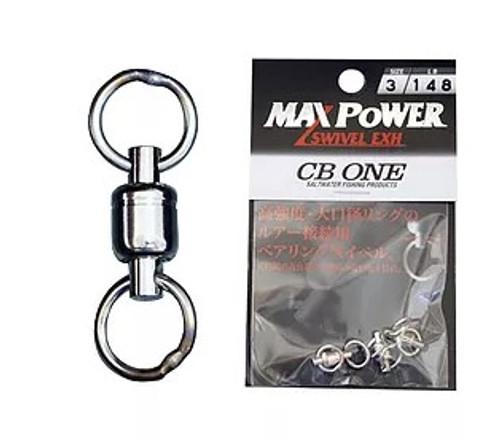 CB One Max Power Swivel EXH
