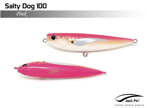 Jack Fin Salty Dog 100 pink