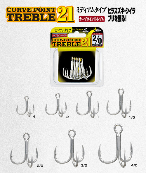Shout Treble 21 (mid wire)