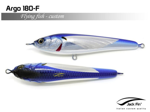 Jack Fin Argo 180-F Flying Fish Custom