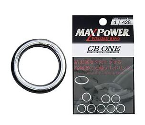 CB One Max Power Welded Solid Ring