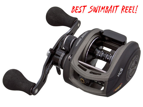 Lew's Swimbait reel Super Duty Wide